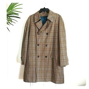 Weather Rogue Checkered Men's Coat 42